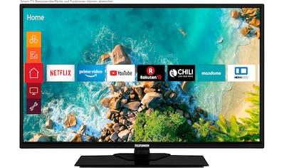 Telefunken D32F554M1CW LED - Fernseher (80 cm / (32 Zoll), Full HD, Smart - TV kaufen
