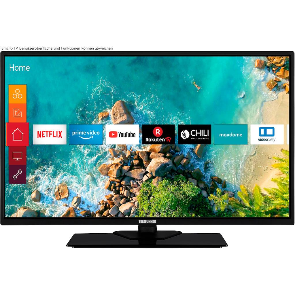 """Telefunken LED-Fernseher »D32F554M1CW«, 80 cm/32 """", Full HD, Smart-TV"""