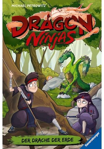 Buch »Dragon Ninjas, Band 4: Der Drache der Erde / Michael Petrowitz, Marek Bláha« kaufen