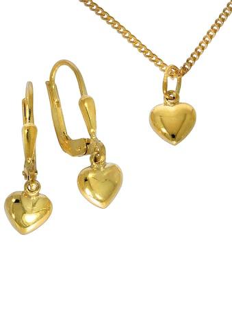 Firetti Schmuckset »Herz« kaufen