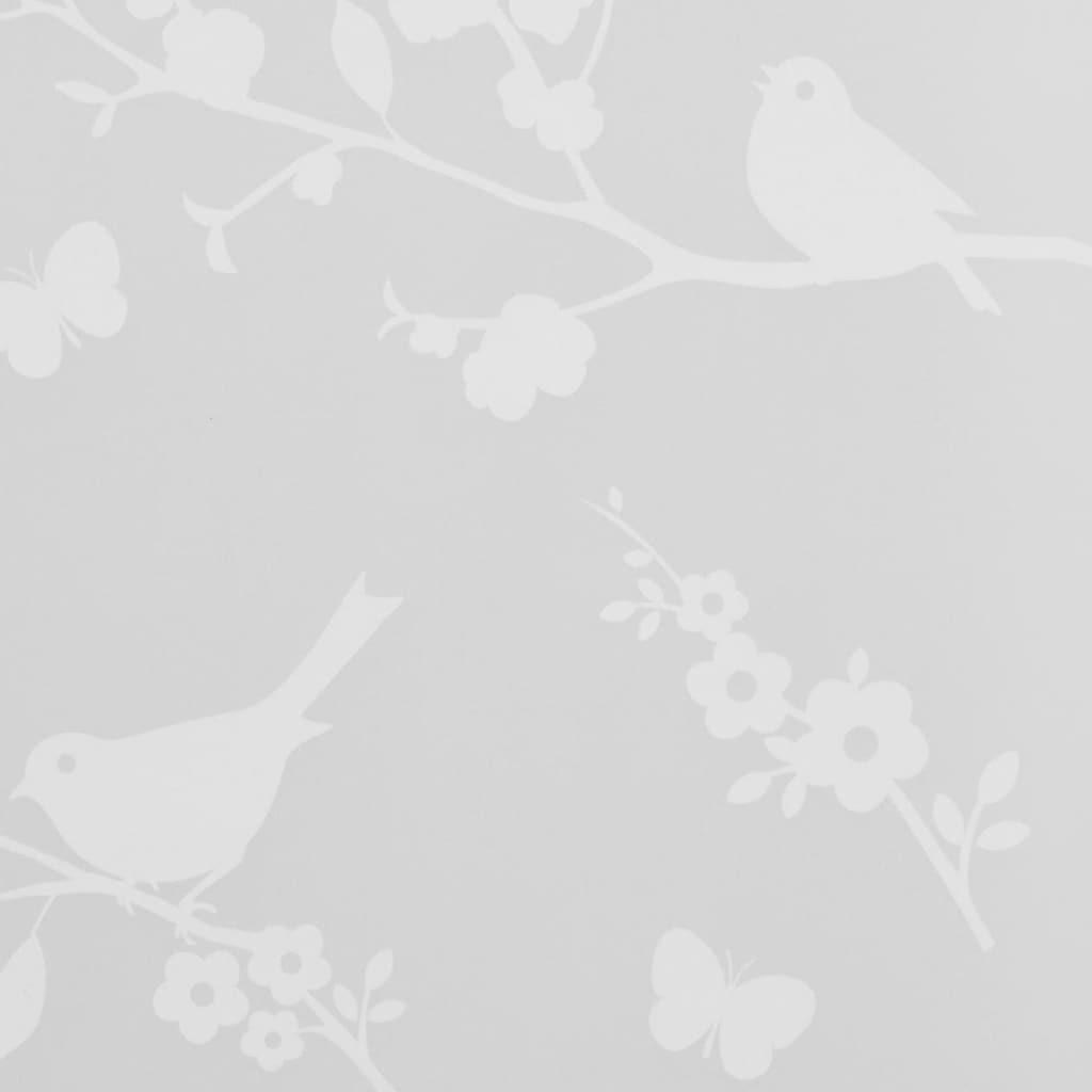 LICHTBLICK ORIGINAL Seitenzugrollo »Rollo Klemmfix, ohne Bohren, blickdicht - Ausbrenner«, blickdicht, Sichtschutz-Blendschutz, freihängend
