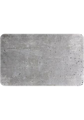 WENKO Wanneneinlage »Concrete«, (1 tlg.) kaufen