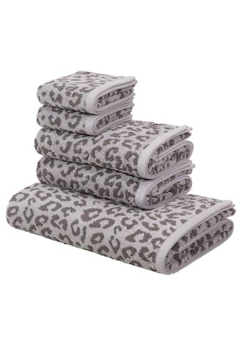 Handtuch Set, »Leo«, my home (Set) kaufen
