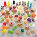 KidKraft® Spiellebensmittel, für Kaufladen oder Kinderküche