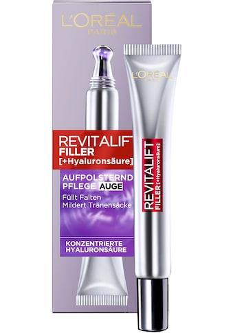 L'ORÉAL PARIS Augencreme »RevitaLift Filler Auge« kaufen