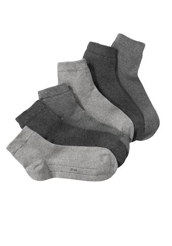Camano Kurzsocken, (7 Paar) kaufen