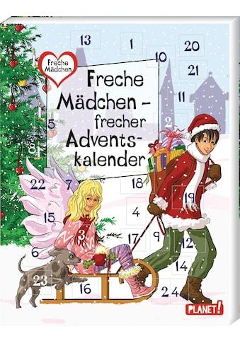 Buch Freche Mädchen  -  freche Bücher!: Freche Mädchen  -  frecher Adventskalender / Brinx/Kömmerling; Sabine Both; Chantal Schreiber; Hortense Ullrich kaufen