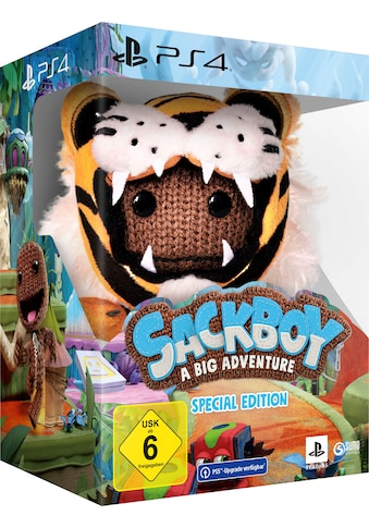 PlayStation 4 Spiel »Sackboy: A Big Adventure Special Edition«, PlayStation 4 kaufen