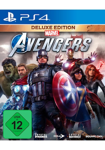 Marvel's Avengers Deluxe Edition PlayStation 4 kaufen