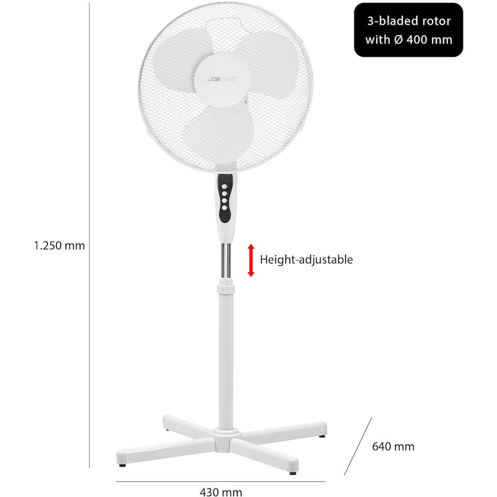 CLATRONIC Standventilator »VL 3603 S«