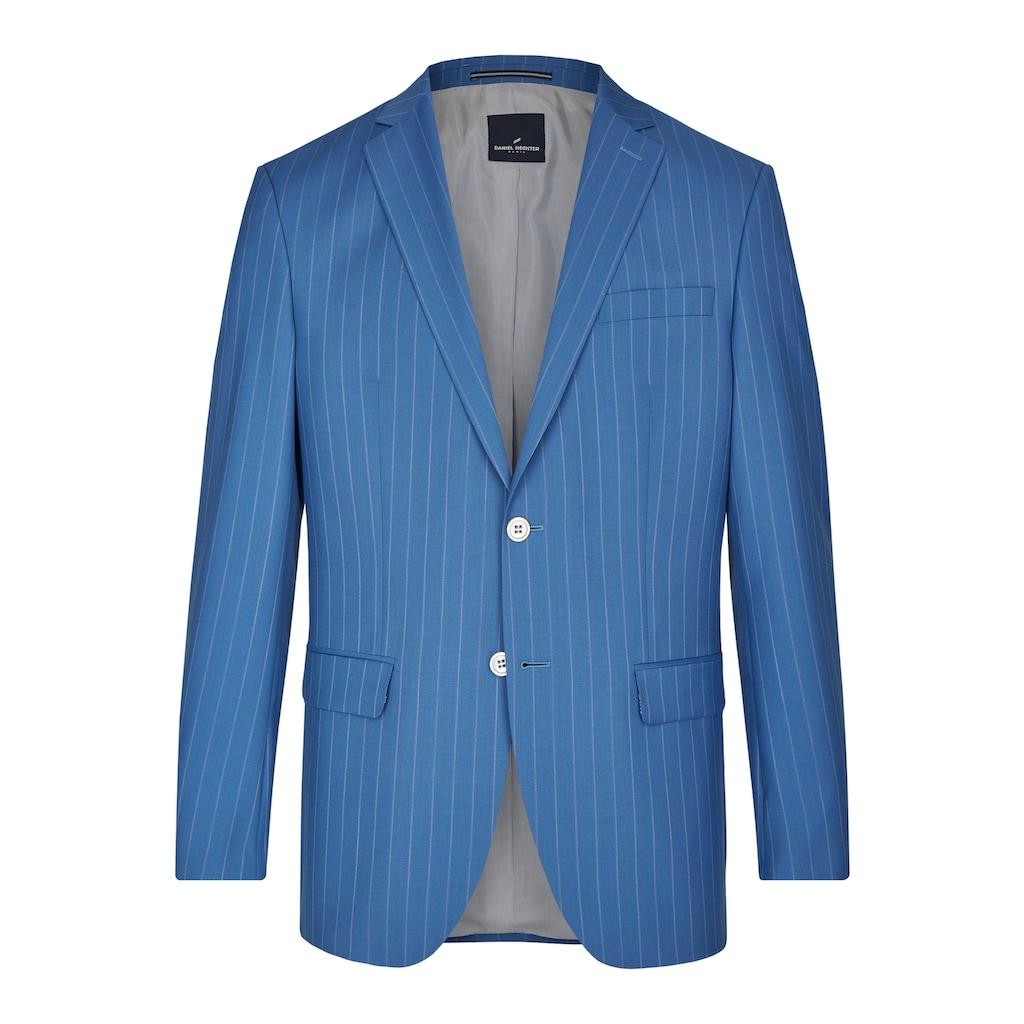 Daniel Hechter Modern Fit Super 100 Anzug-Sakko