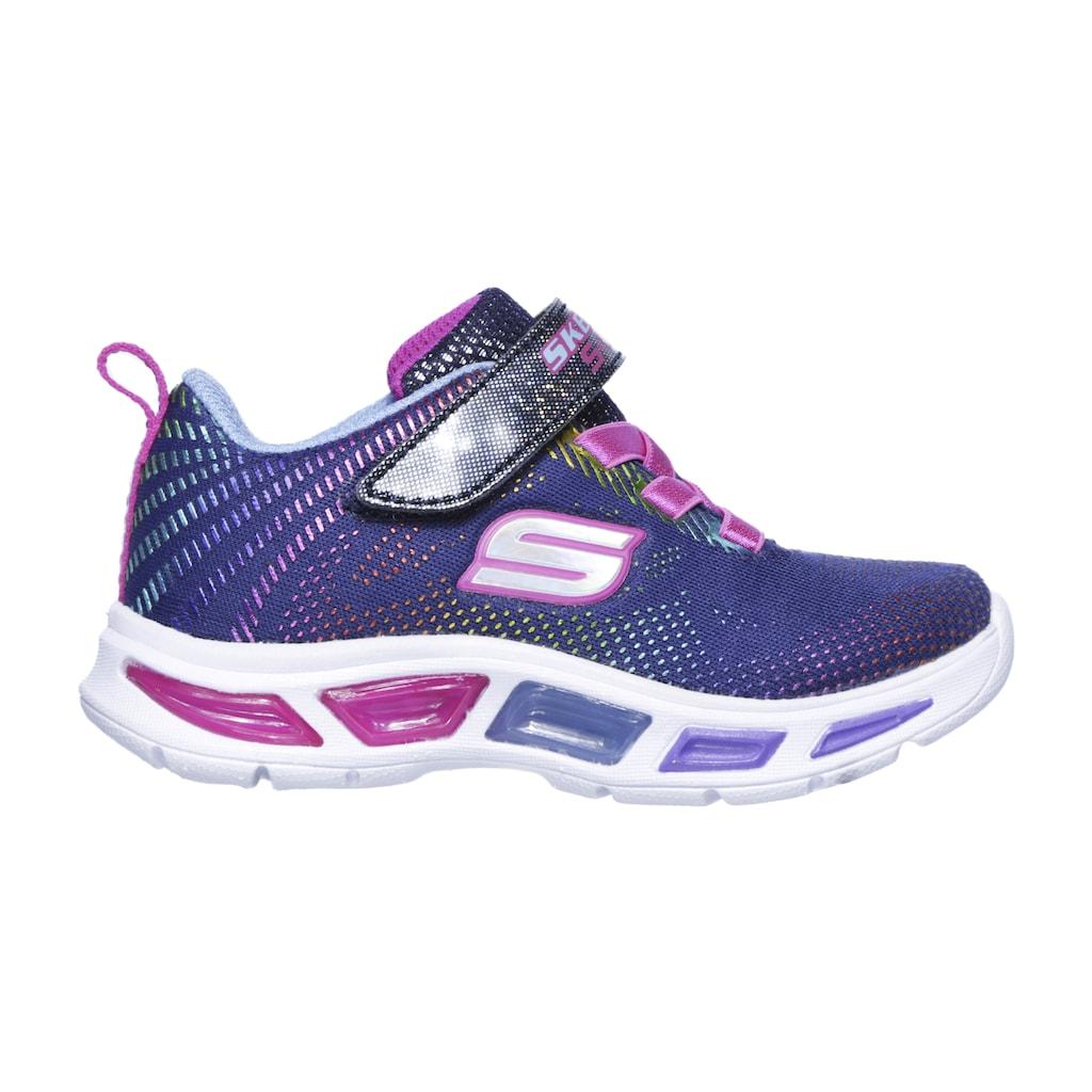 Skechers Kids Sneaker »LITEBEAMS - GLEAM N' DREAM«, mit blinkender Sohle