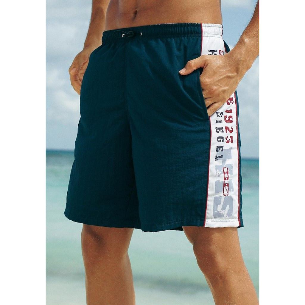 H.I.S Badeshorts, in kurzer oder langer Form