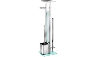 WENKO WC - Garnitur »Debar«, Stand WC - Garnitur kaufen