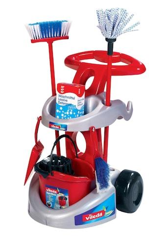 Klein Kinder-Besenwagen, Eimer mit Aufsatz, Made in Germany kaufen