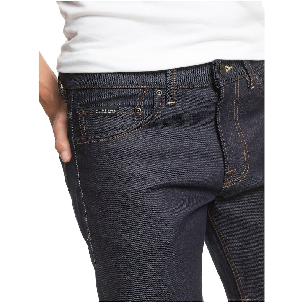 Quiksilver Jeansshorts »Modern Wave Rinse«