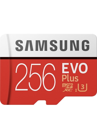 Samsung Speicherkarte »EVO Plus 2020 microSD«, ( UHS Class 3 100 MB/s... kaufen