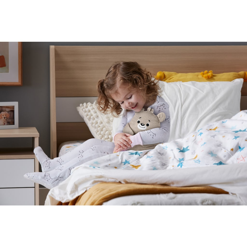 Fisher-Price® Kuscheltier »Bärchenbaby mit Glühwürmchen-Nachtlicht«, mit Licht- und Soundeffekten