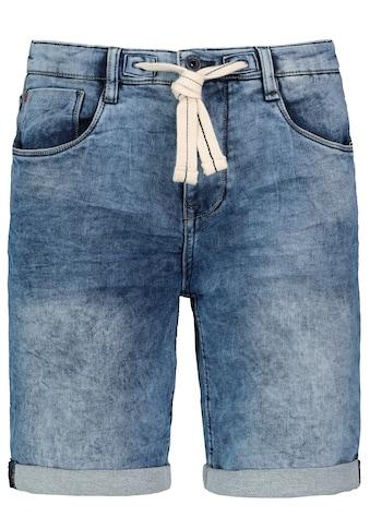 SUBLEVEL Jeansbermudas, mit Kordel kaufen