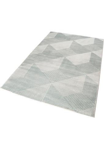 Esprit Teppich »Velvet Groove«, rechteckig, 12 mm Höhe, Wohnzimmer kaufen