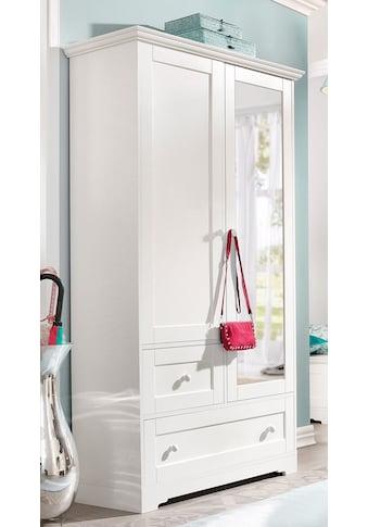 Home affaire Garderobenschrank »Lourdes« kaufen