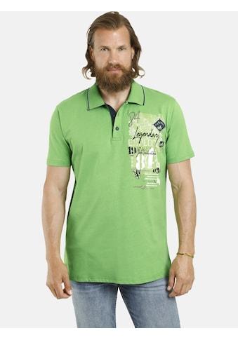 Jan Vanderstorm Poloshirt »NANFRED«, aus hochwertiger Baumwolle kaufen