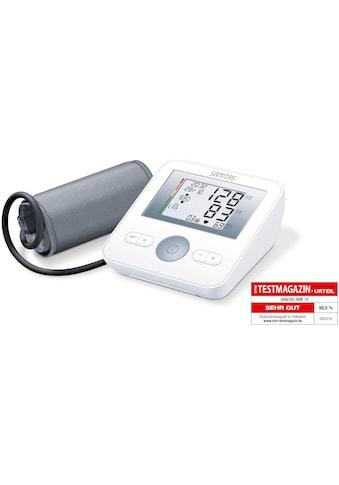 Sanitas Oberarm-Blutdruckmessgerät »BM 18«, Vollautomatische Blutdruck- und... kaufen