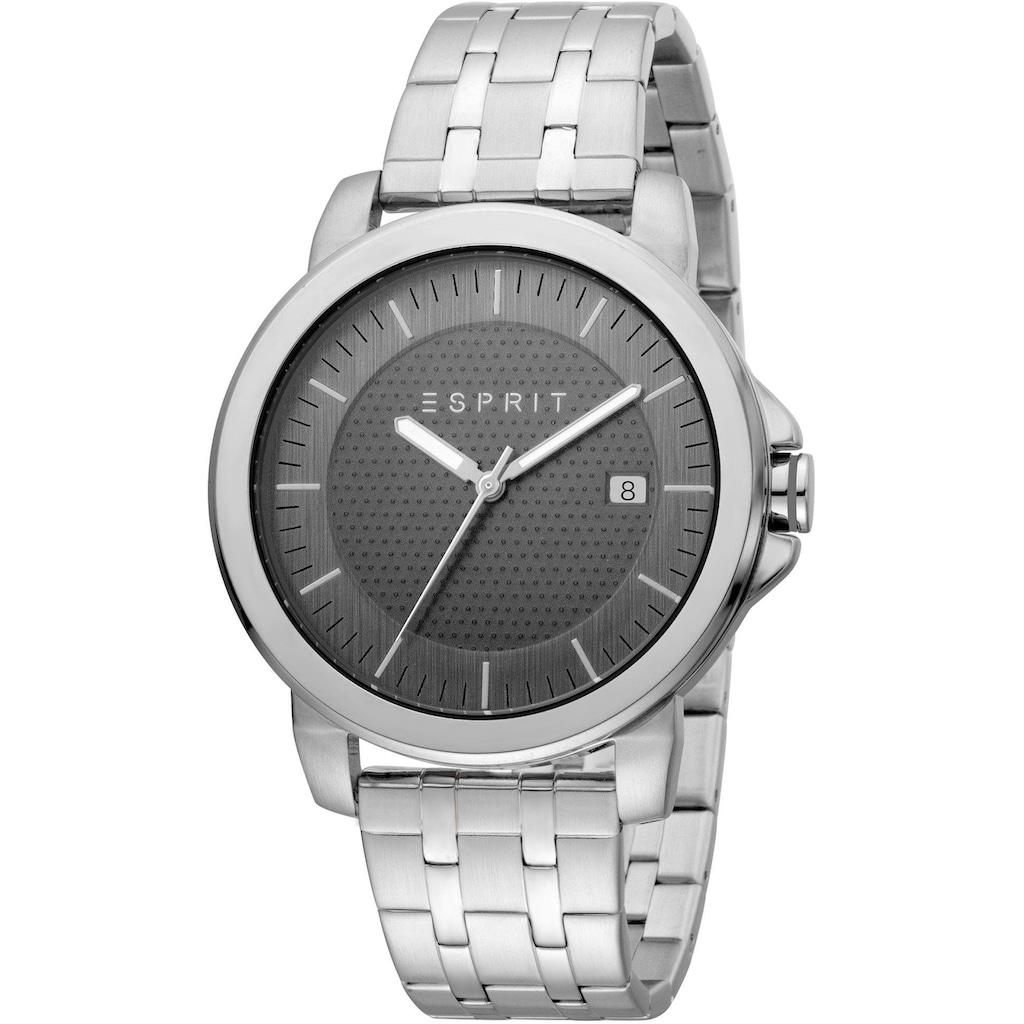 Esprit Quarzuhr »Layer, ES1G160M0065«
