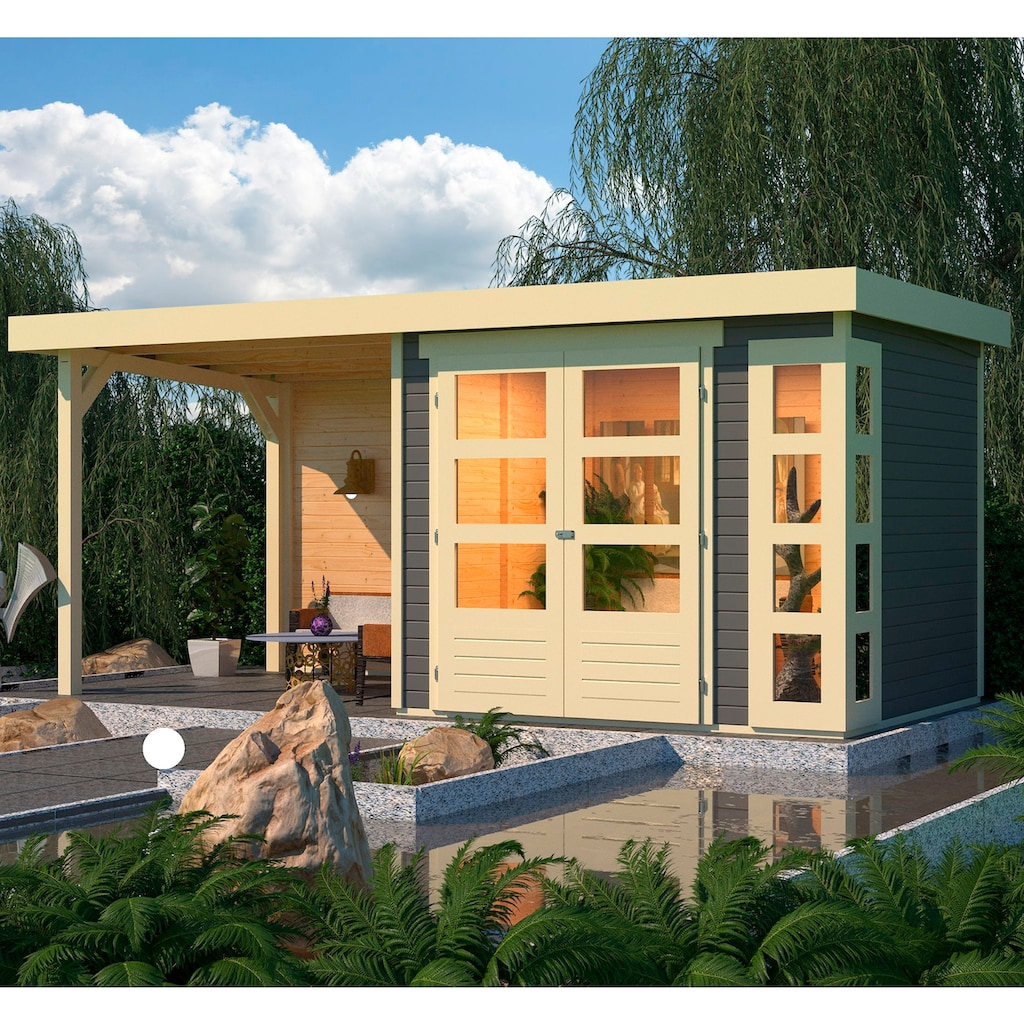 KONIFERA Gartenhaus »Nordsee 3«