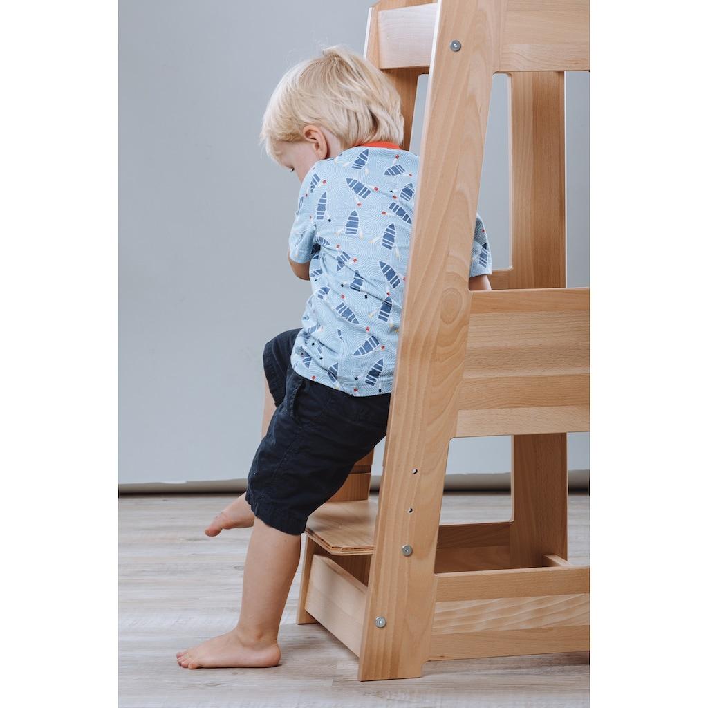 tiSsi® Stehhilfe »Lernturm Felix, natur«, Made in Europe