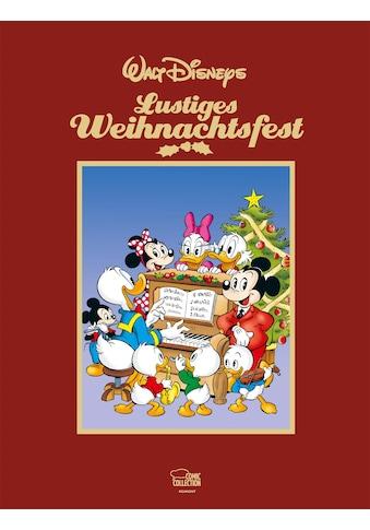 Buch »Walt Disneys Lustiges Weihnachtsfest / Walt Disney, Manuela Buchholz« kaufen