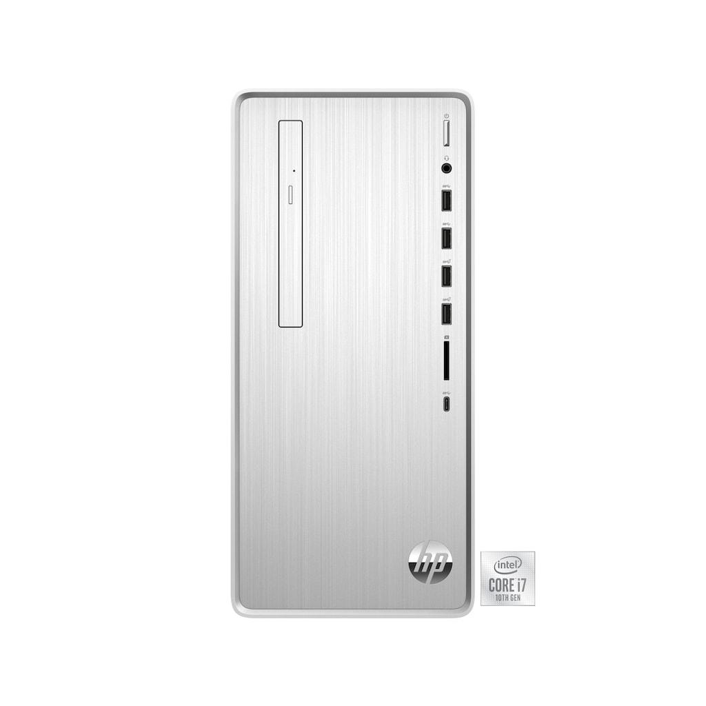 HP PC »Pavilion Desktop - TP01-1028ng«, Intel Core i7, 256 GB + 1 TB, 16 GB