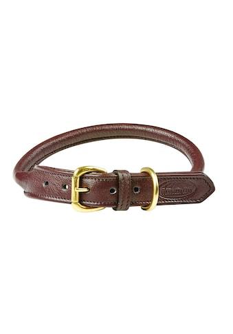 WeatherBeeta Hunde-Halsband »Roll Leder Hundehalsband«, Textil, (1 St.) kaufen