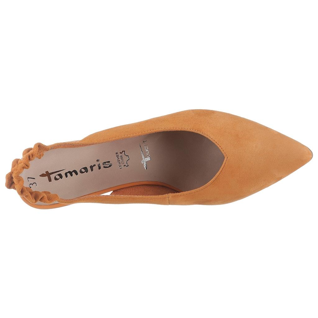 Tamaris Slingpumps »Cabbage«