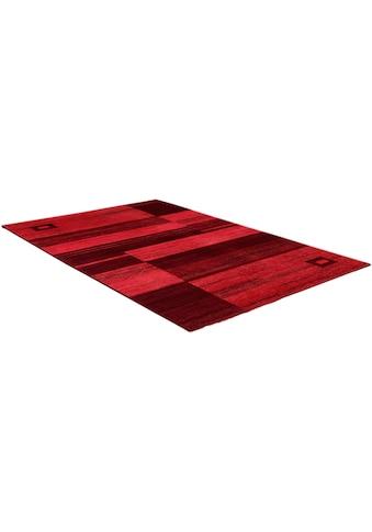 OCI DIE TEPPICHMARKE Teppich »Kandu Allover«, rechteckig, 8 mm Höhe, handgeknüpft,... kaufen