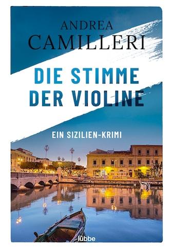 Buch »Die Stimme der Violine / Andrea Camilleri« kaufen