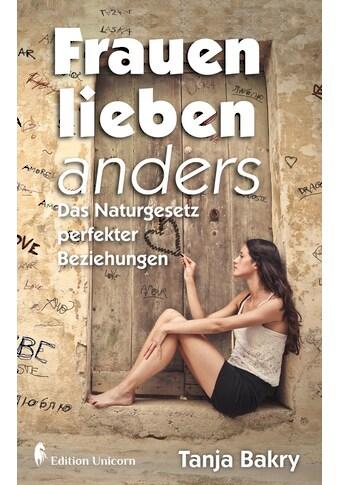 Buch »Frauen lieben anders / Tanja Bakry« kaufen