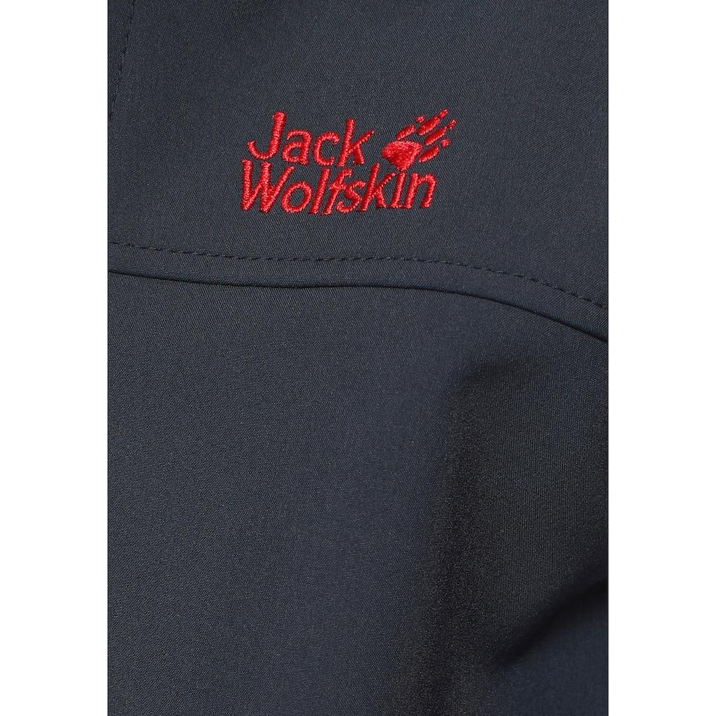 Jack Wolfskin Softshelljacke »FOURWIND«