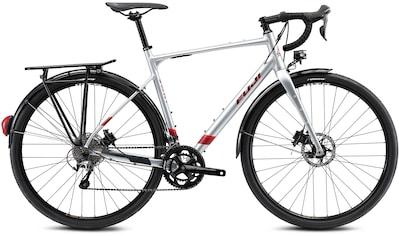 FUJI Bikes Gravelbike »Jari 2.1 LTD«, 20 Gang, Shimano, Tiagra Schaltwerk, Kettenschaltung kaufen
