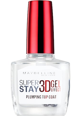 MAYBELLINE NEW YORK Überlack »Superstay 7 Tage 3D Gel Topcoat« kaufen