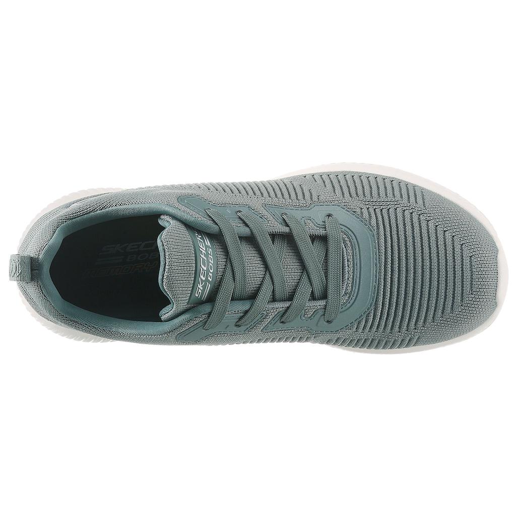 Skechers Sneaker »Bobs Squad - Tough Talk«, mit Skech-Knit
