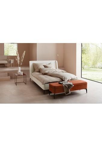 LeGer Home by Lena Gercke Polsterbett »Mayra«, 3 verschiedene Farben und 2 Bezugsqualitäten kaufen