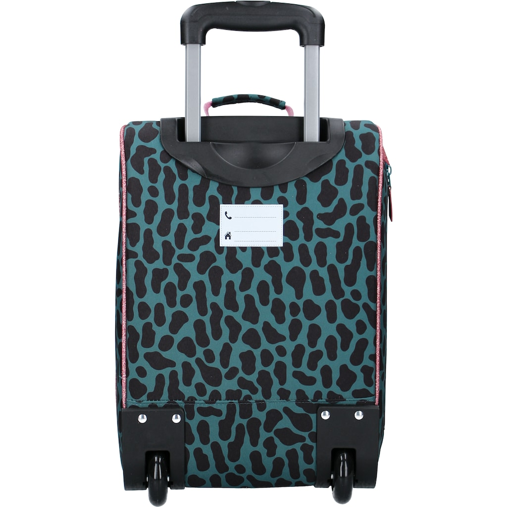 Vadobag Kinderkoffer »Milky Kiss Time to Travel«, 2 Rollen