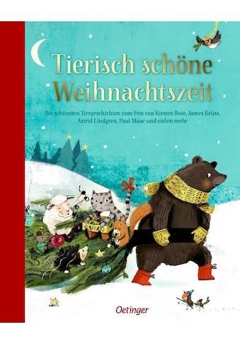 Buch »Tierisch schöne Weihnachtszeit / Astrid Lindgren, Antonia Michaelis, Paul Maar,... kaufen