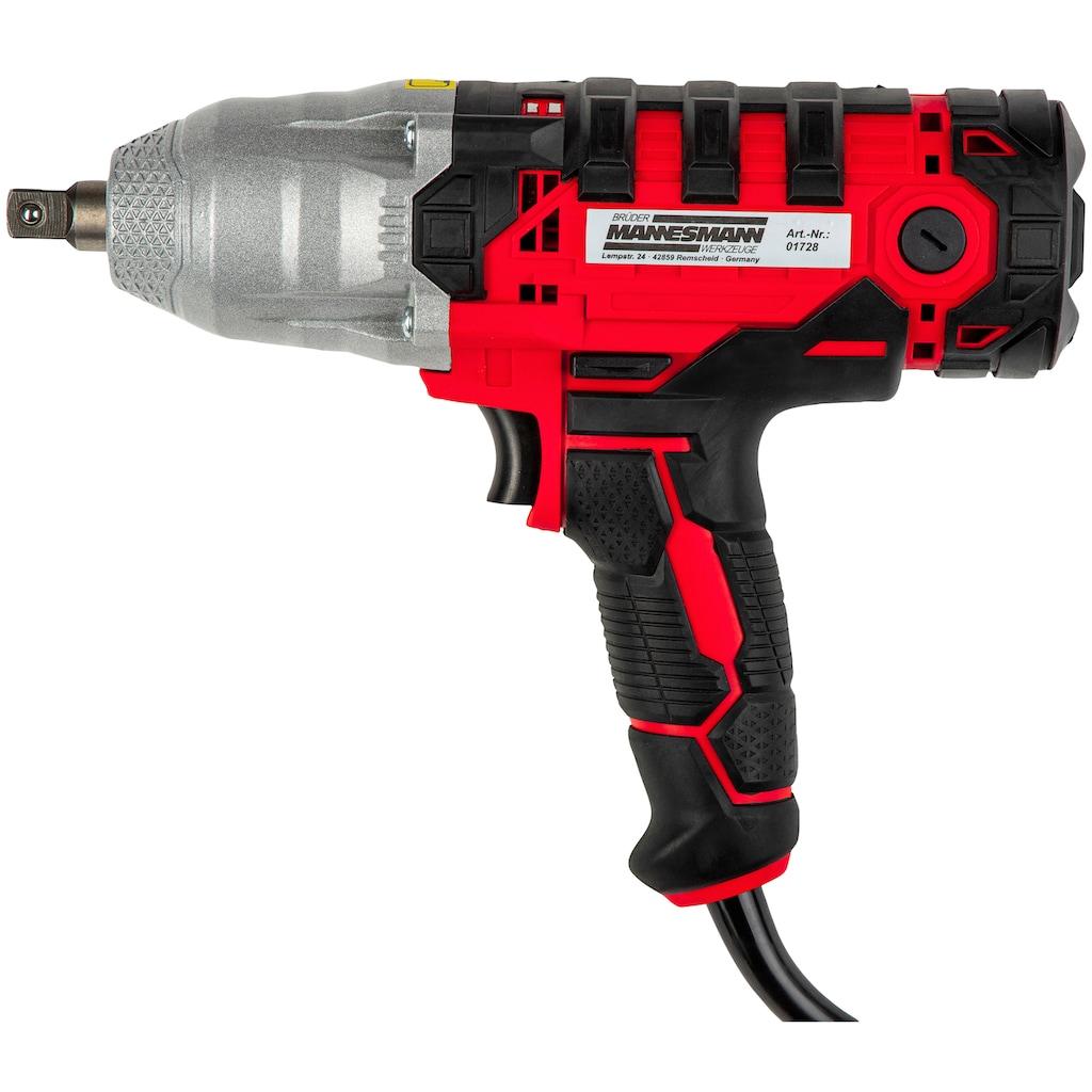 Brüder Mannesmann Werkzeuge Schlagschrauber
