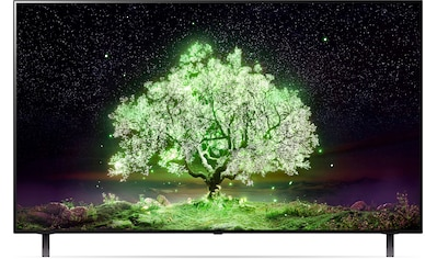 "LG OLED-Fernseher »OLED55A19LA«, 139 cm/55 "", 4K Ultra HD, Smart-TV kaufen"