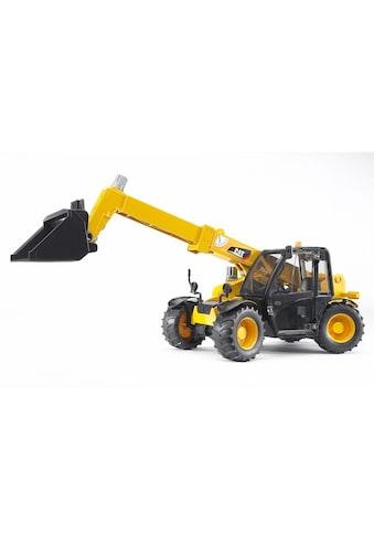 Bruder® Spielzeug-Baumaschine »CAT Teleskoplader«, Made in Germany kaufen