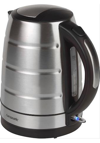 Hanseatic Wasserkocher, 84452864, 1,7 Liter, 1850 Watt kaufen