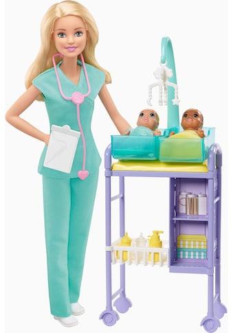 Barbie Anziehpuppe »Kinderärztin, blond« kaufen
