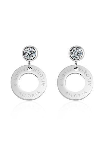 AILORIA Paar Ohrhänger »AGATHE Ohrringe«, aus glänzendem Edelstahl kaufen